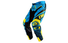 O'Neal Hardwear Pants Mixxer blue/yellow
